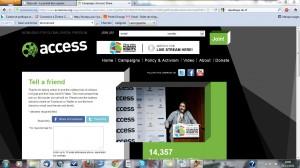 Cliquez pour 'Alaa Abdel Fattah, blogueur de la Révolution arabe…